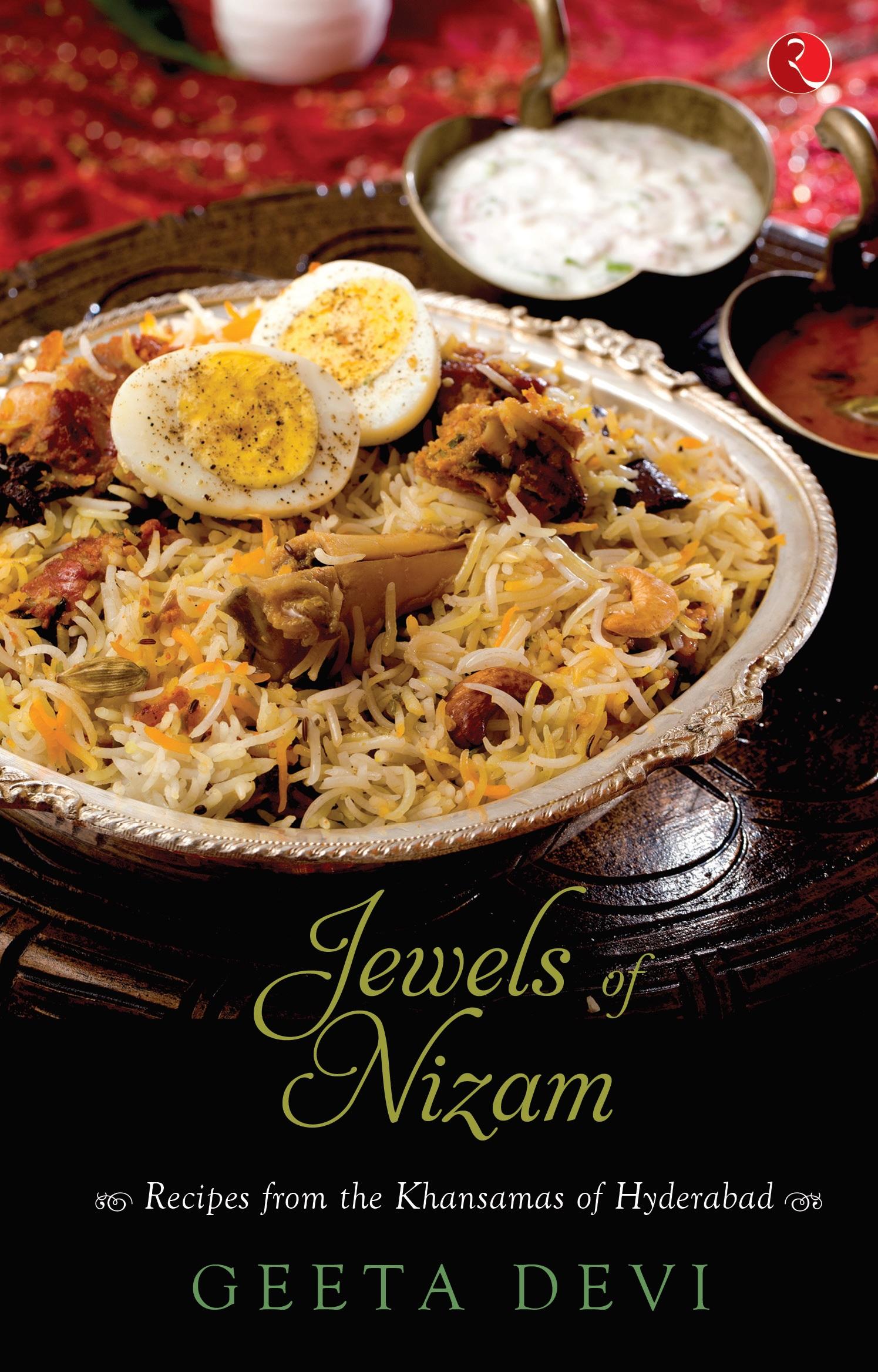 The jewels of nizam recipes from the khansamas of hyderabad rupa the jewels of nizam recipes from the khansamas of hyderabad forumfinder Image collections