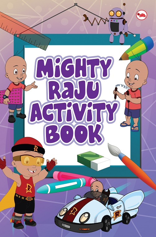 Mighty Raju Activity Book
