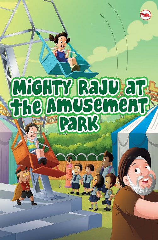 Mighty Raju at the Amusement Park_16