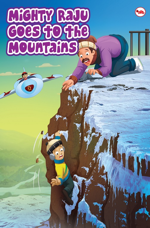 Mighty Raju goes to the mountains_Cover