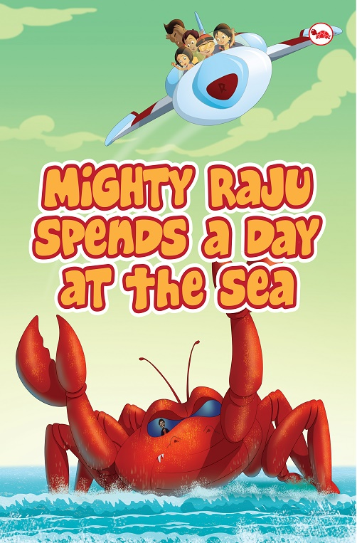 Mighty Raju Spends a day at the sea_16