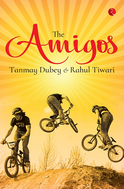 Image result for the amigos by tanmay dubey